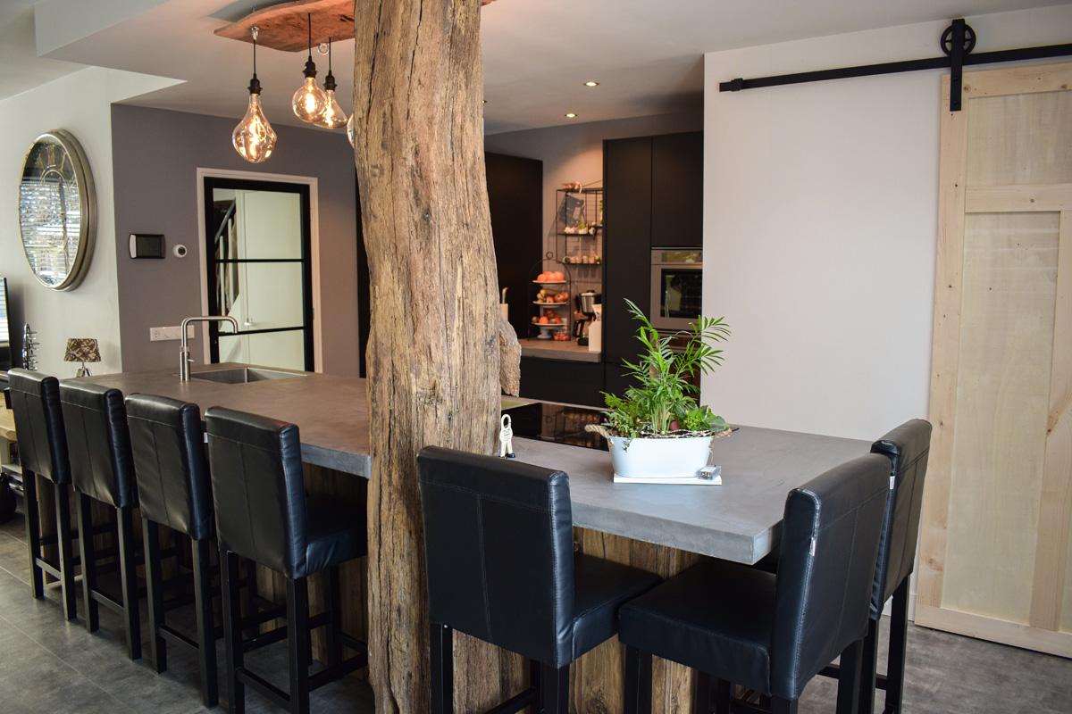 Van der Vinne Keukens - Projecten - Keuken in Hardenberg