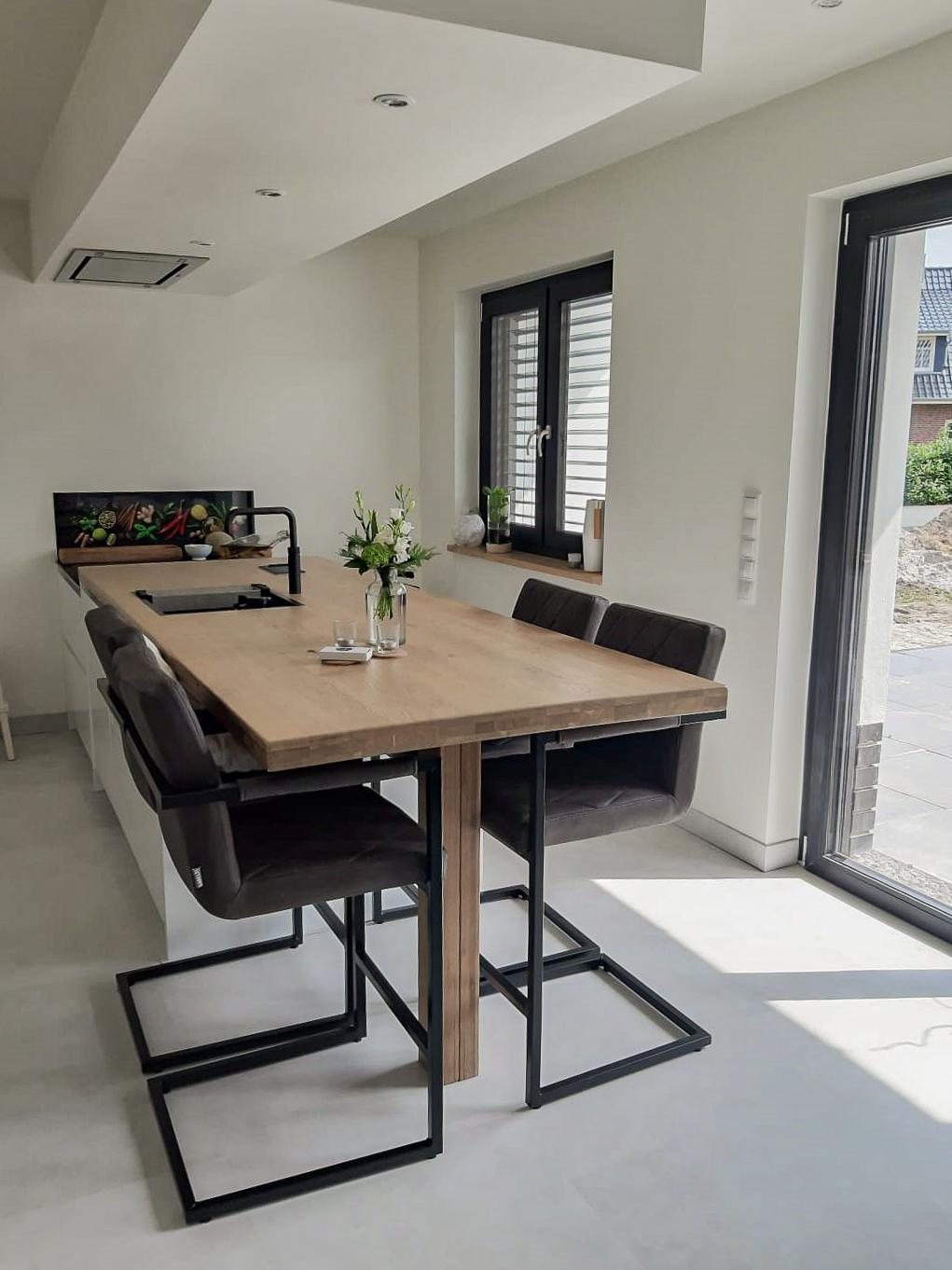 Van der Vinne Keukens - Projecten - Keuken in Laar