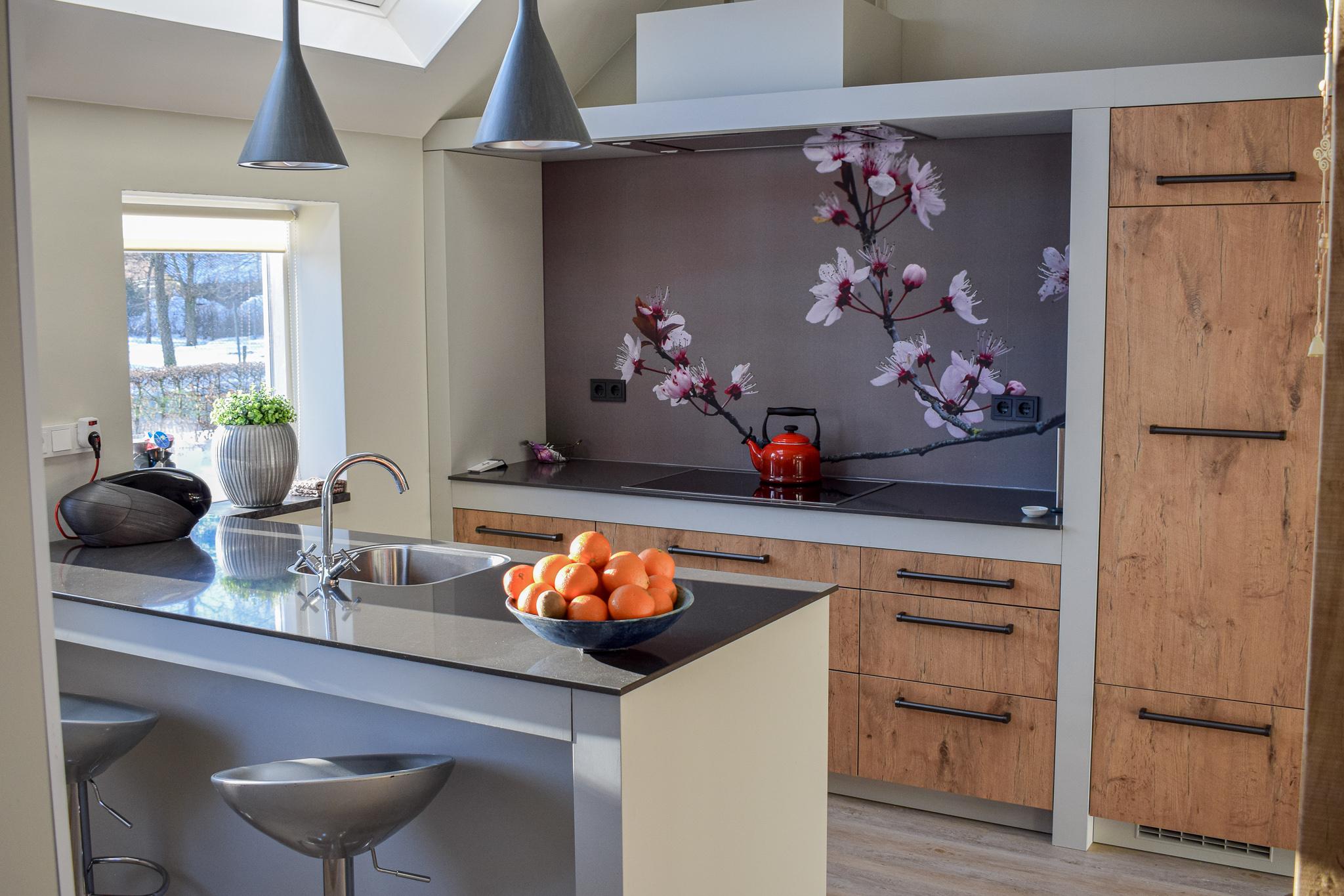 Keuken in Venebrugge